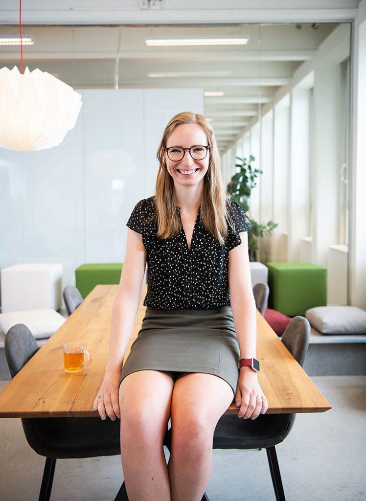 Team Member Vera Gijsbers