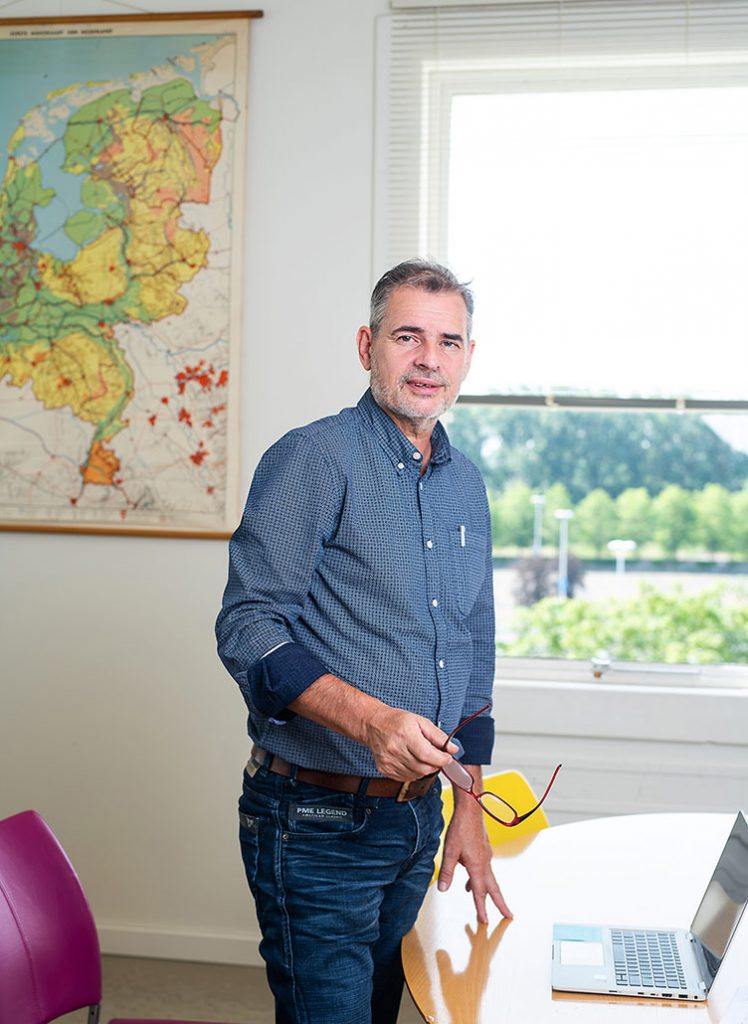 Team Member Wynand Hendriks