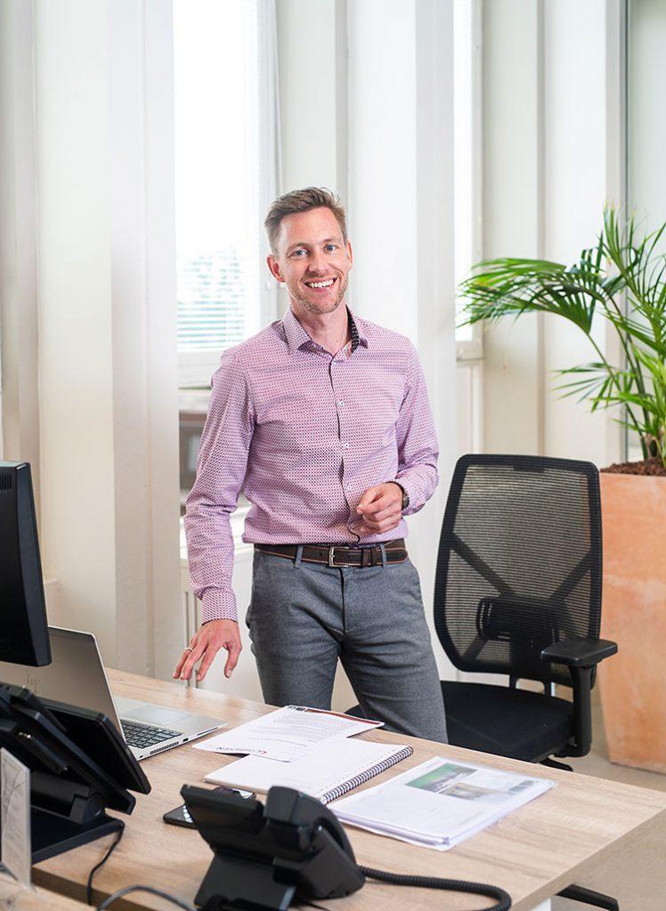 Team Member Mattijs Letteboer