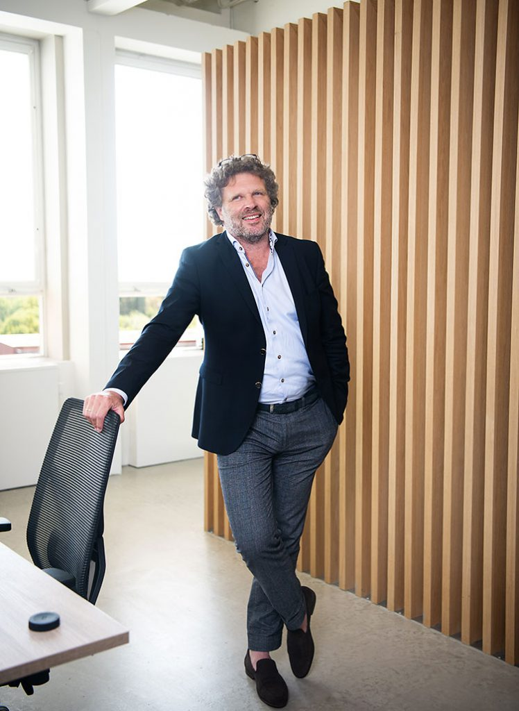 Team Member Martin Bleijenburg