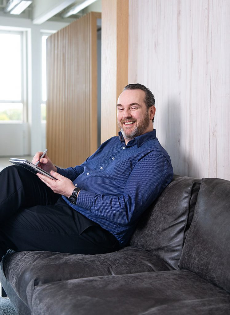 Team Member Jeroen Lijzenga